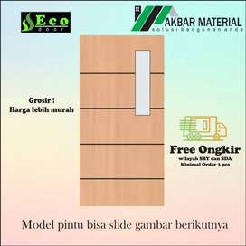 Pintu kamar double HMR Murah