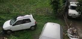Maruti Suzuki Alto petrol well maintained.