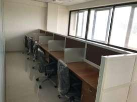 1300 sq ft Fully Furnish Office Mumbai Naka