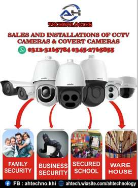 Secure Your Home And Business With CCTV