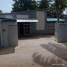 Industrial warehouse or Godown for rent