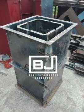 CETAKAN BOXCULVERT | BJ TEKNIK