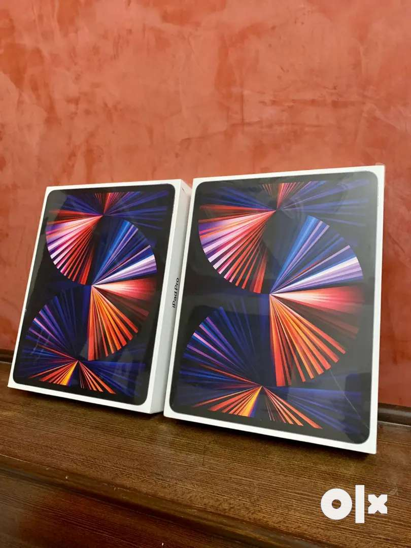 Ipad pro 12.9 M1 CHIP 128GB 256 GB WIFI ONLY SEAL PACK