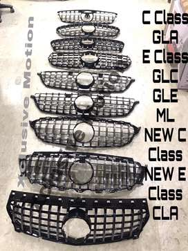 Mercedes Benz GTR style grill also available for Audi BMW