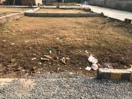 Bani galla 7 marla corner plot for sale Aryan enclave bani Galla isb