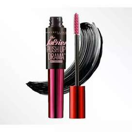 mascara maybelline falsies drama (red)