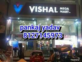 Need 10 candidates in SHOPPING mall