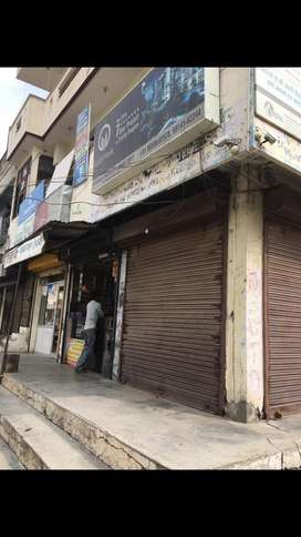 Shop for sale Without Roof opp dr sarla Hospital Gobind Colony Rajpura