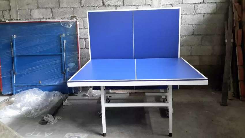 Meja pingpong meja tennis baru murah 0