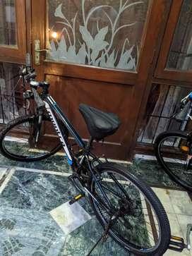 """Montra 24""""  7- gear bike"""