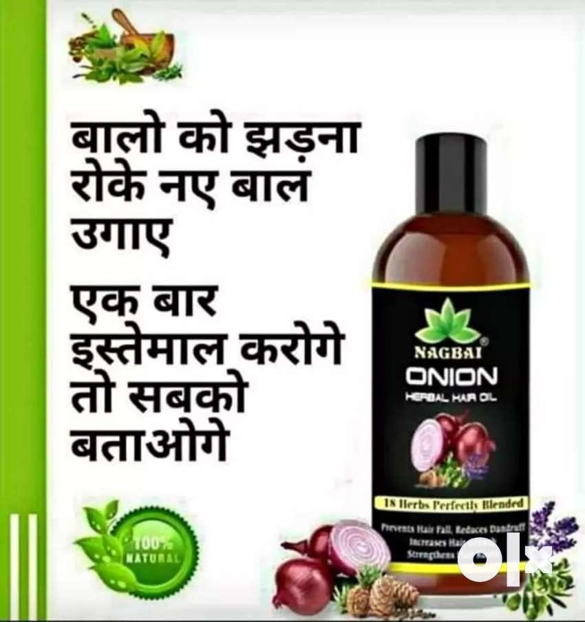 Onion hair oil 0
