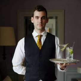 Full and part time job in five star hotel
