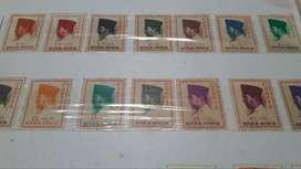 Koleksi Perangko Presiden Soekarno