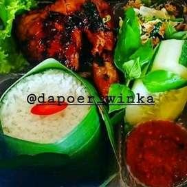 Aneka Nasi kotak,Bento murah dan Halal