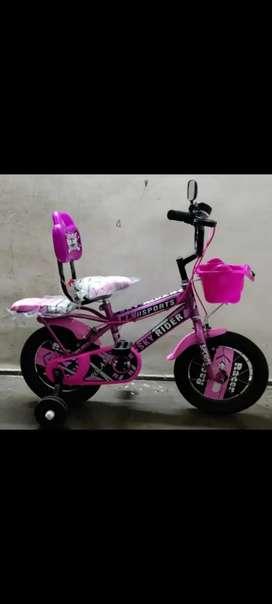 New kids bicycle