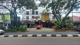 Ruang Usaha Sangat Strategis di Jalan Raya Pajajaran Pusat Kota Bogor