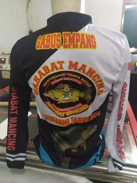 Jersey mancing mania full Printing