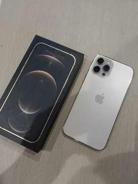 IPhone, IPhone 12 Promax Gold 512GB Fullset !!!