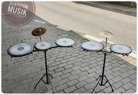 Drum Tam-Tam Triple dan Double