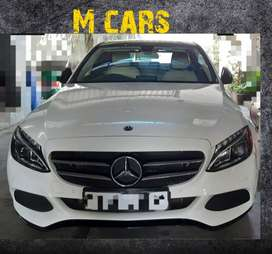 Mercedes Benz C class at Very low KM