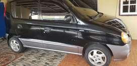 Dijual cepat mobil hyundai Atoz type G tahun 2005