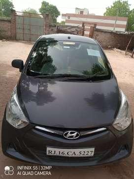 Hyundai Eon car with good condition