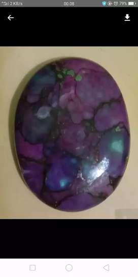 Batu top natural purple