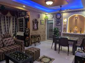 Luxurious fully furnished flat for sale