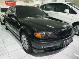 Bmw 318 2001 at - barang simpenan - antik - no PR