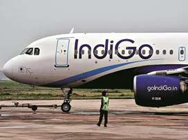 Welcome in Indigo Airlines for ground staff