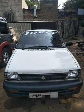 Maruti Suzuki /800 No UP 93 D