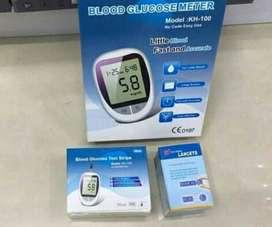 Blood Glucose Meter Alat Cek Gula Darah terlaris