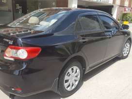 Toyota corrola Xli Black beautiful car