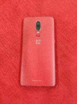 One plus 6 , Red colour (special edition)