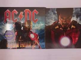Cd original ac dc iron man 2