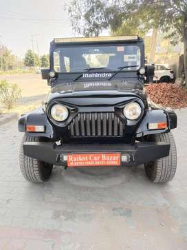 Mahindra Thar CRDe, 2016, Diesel