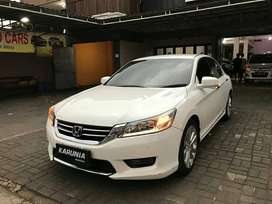 Honda Accord 2.4 VTiL '2015 A/T Low KM,kondisi ciamik,TDP : 56jt saja