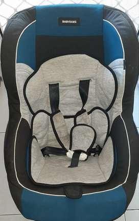 Dijual car seat baby does