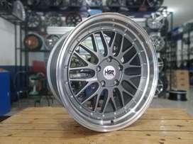 HSR LEMANS R18X8/9 PCD 5X120 for BMW