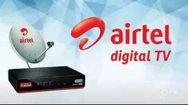 New Airtel hd dth 6months free cheapest rate in tamilnadu