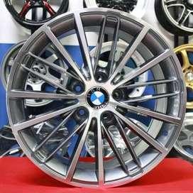velg type BMW LIEBE BW5256 HSR Ring.18 Lebar.8,5-9,5 Hole.5X120 ET.35