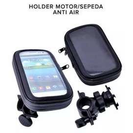 Holder motor water prof