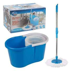 Magic Spin Mop King size
