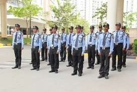 High rated Security Guard urgently hiring