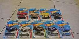 Hotwheels Hot Wheels 9 Porsche Mini Collection