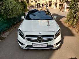 Mercedes-Benz GLA 45 AMG, 2014, Petrol
