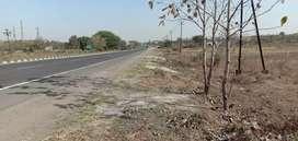 Plot North facing 1650 sqft at Narmada colony katol Rd