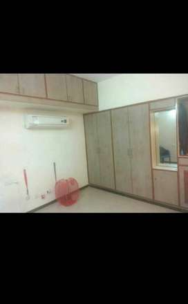 Fully furnished flat with all facility