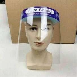 Alat Pelindung Diri Wajah dari Bersin Batuk Virus APD Face Shield