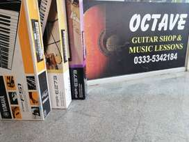 Yamaha keyboards available at Octave Guitar Shop, Islamabad